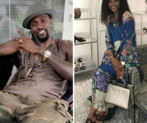Emmanuel Adebayor Trying To Date Genevieve Nnaji