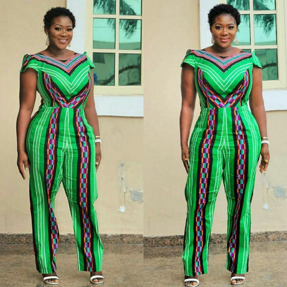 Mercy Johnson Unveils New Look