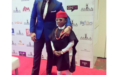 Ramsey Nouah And Chinedu Ikedieze Pictured Together