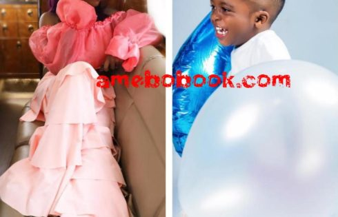 Tiwa Savage Celebrates Son Jamil 2nd Birthday