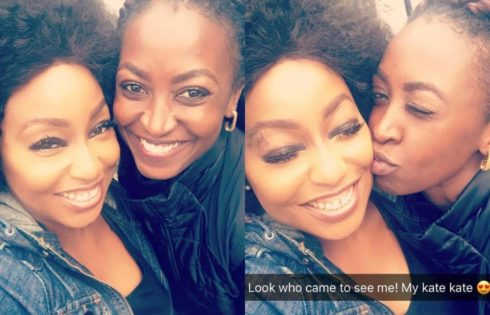 Rita Dominic And Kate Henshaw Hang Out