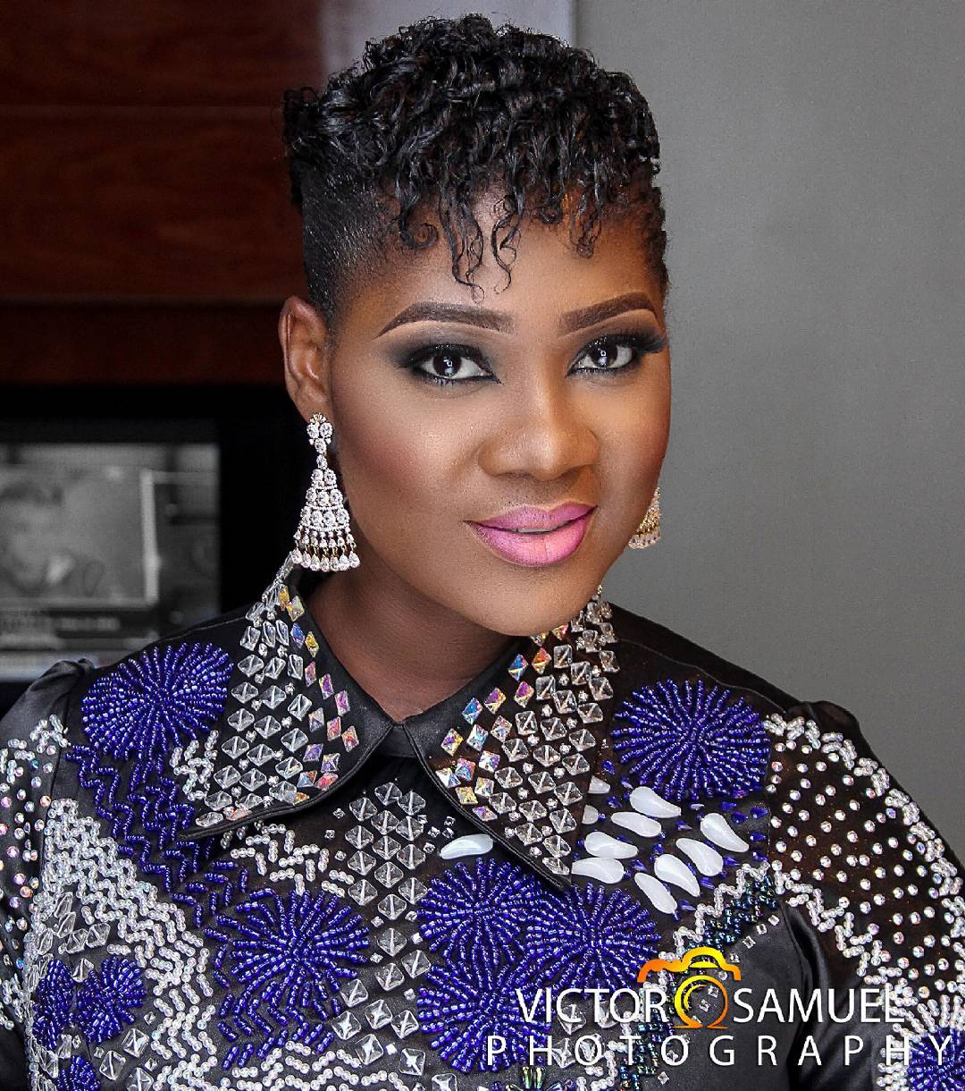 Mercy Johnson And Her New Hairdo Slay In New Photoshoot (1)
