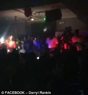 Arkansas Nightclub Shooting (1)