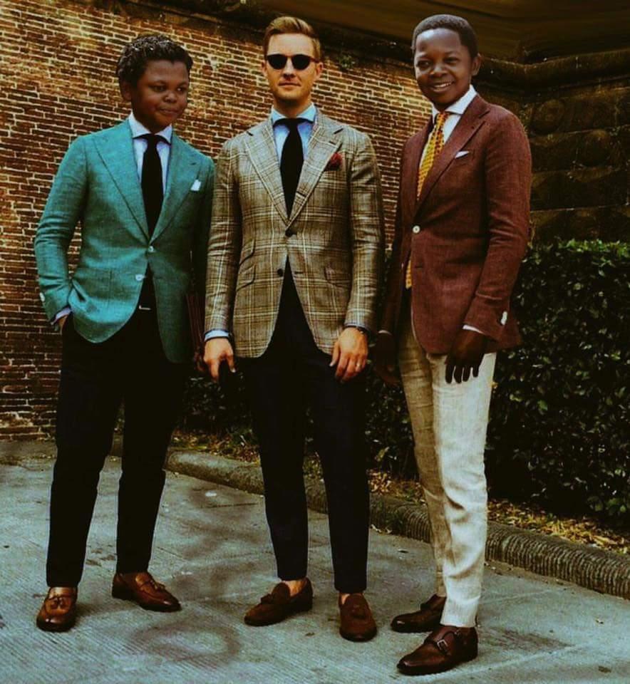 Photoshopped Photo Of Osita Iheme And Chinedu Ikedieze As Tall Men (1)