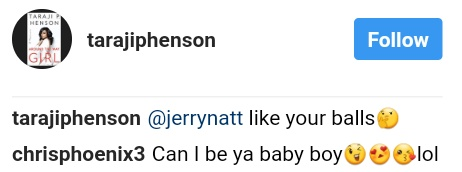 Taraji P Henson Had This Epic Reply To Nigerian Guy Who Called Her Boobs Saggy (3)