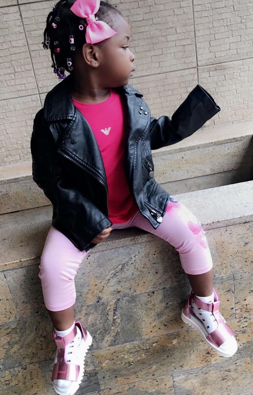 Imade Adeleke Rocking Armani Outfit (1)