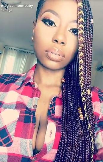 Sophia Momodu Shares Racy Photo (3)
