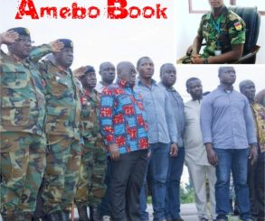 Nana Akufo-Addo Visited Major Maxwell Mahama Murder Site In Denkyira-Obuasi