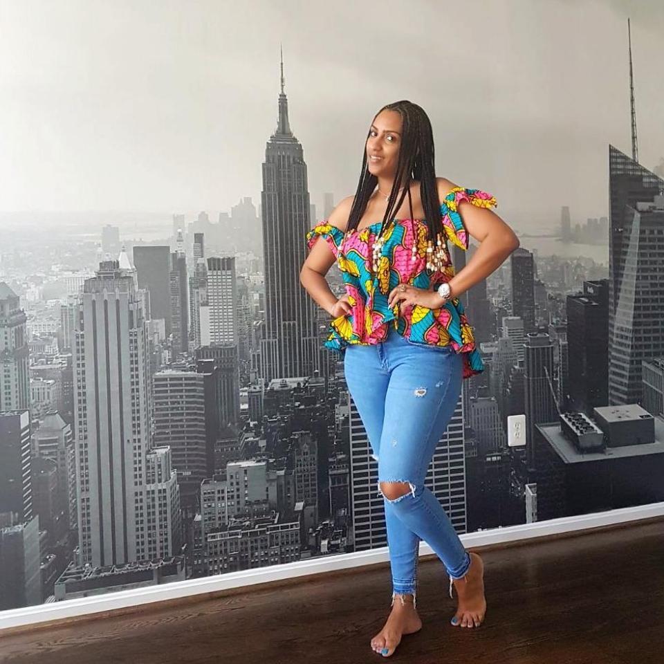 Ghanaian Actress Juliet Ibrahim