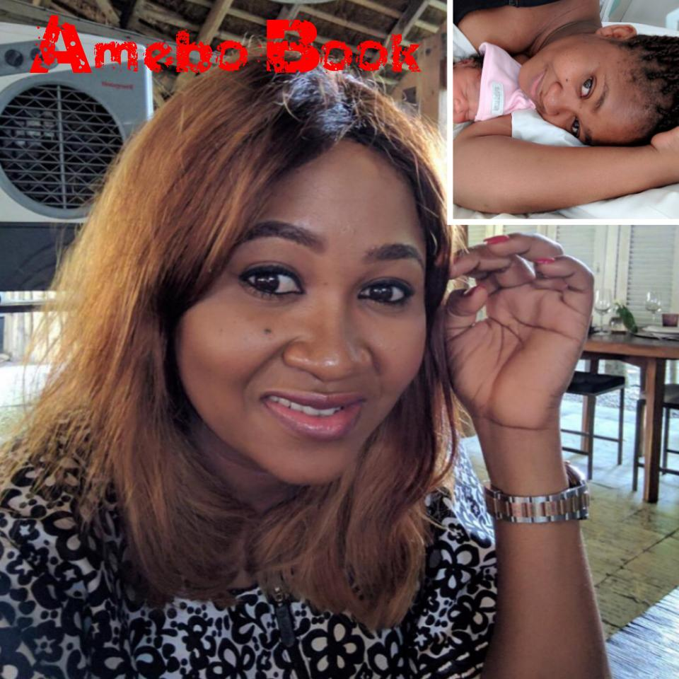 Nollywood Actress Mary Remmy Njoku Shares Adorable New ...