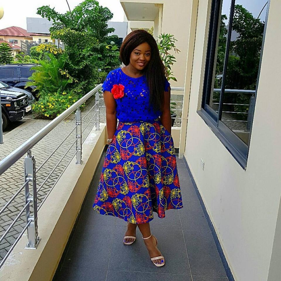 Star Ghanaian Actress Jackie Appiah