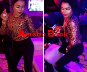 Bobrisky Shares Dance Video To Mock His Haters As He Parties Hard