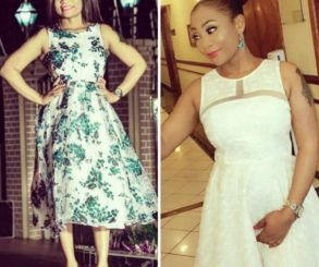 Vicky Zugah Goes Nude In Epic Throwback With Nana Ama McBrown