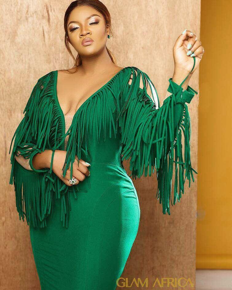 Omotola Jalade Ekeinde Glam Africa Magazine Photoshoot (5)