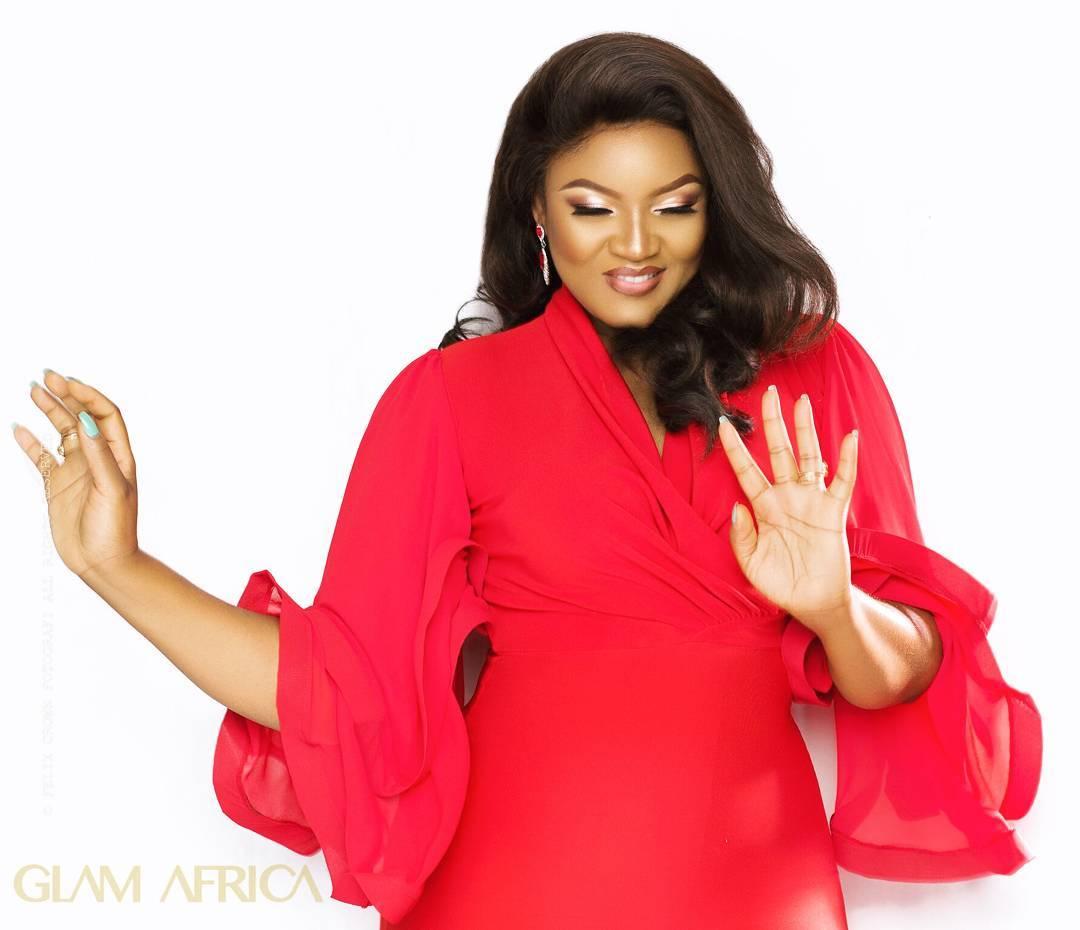 Omotola Jalade Ekeinde Glam Africa Magazine Photoshoot (6)