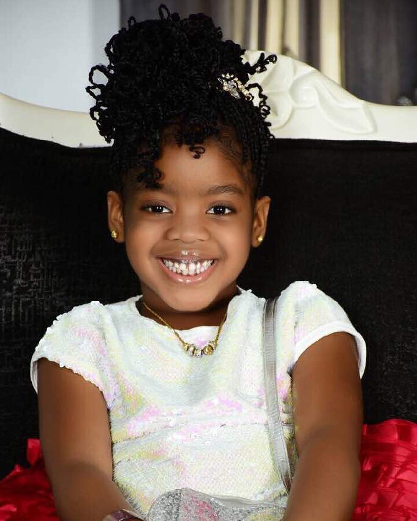 Basketmouth Wishes Daughter Janelle Happy Birthday (1)