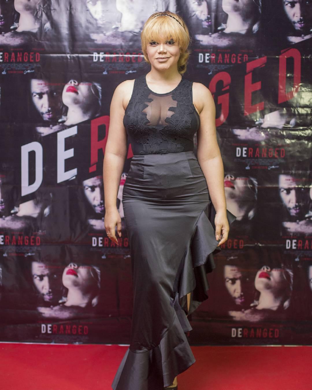 Nadia Buari Private Screening Of Deranged (1)