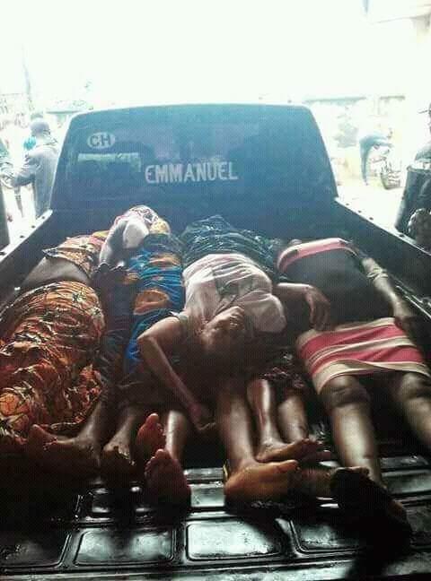 Ozubulu Church Killing