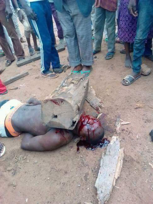Suspected Kidnappers Caught In Taraba State (2)