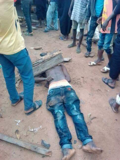 Suspected Kidnappers Caught In Taraba State (3)