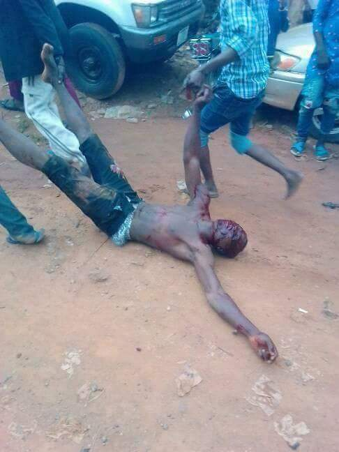 Suspected Kidnappers Caught In Taraba State (4)