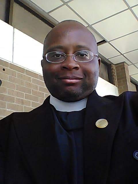 Pastor William Henry Dewberry III