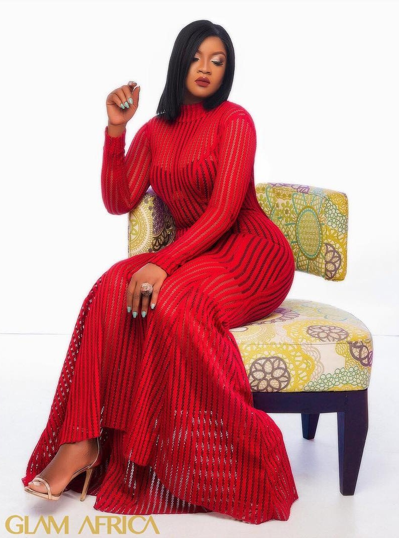Omotola Jalade Ekeinde Glam Africa Magazine Photoshoot (3)