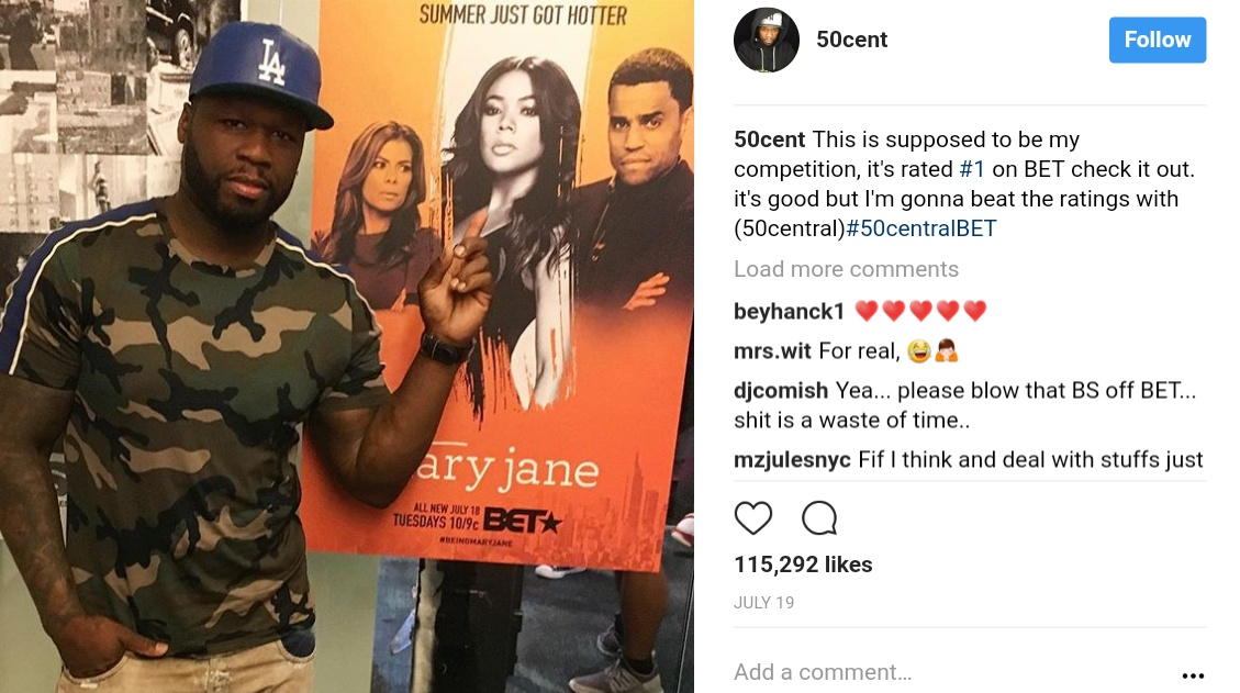 50 Cent Takes Shot At Empire Or Game Of Thrones (3)