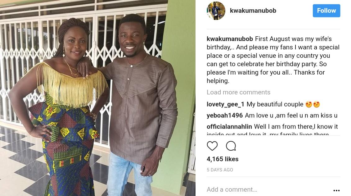 Kwaku Manu And Family Were Captured On Board Plane Heading To USA (2)