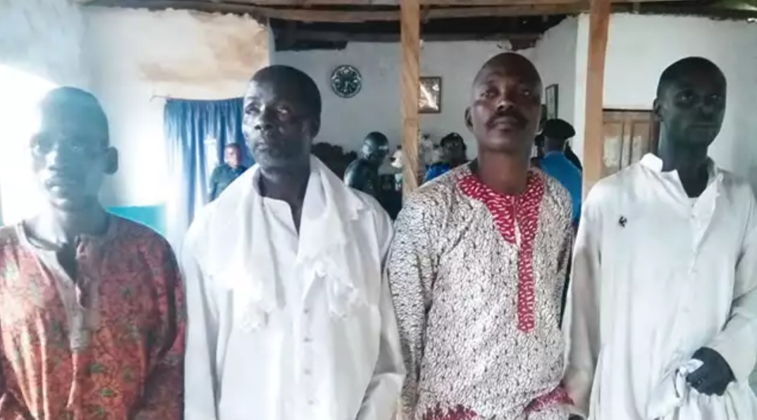 Police Arrest Founder Of Cherubim and Seraphim Church After Discovery Of Human Parts (1)