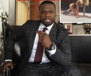 50 Cent Reacts After Seeing Teyana Taylor Flash Nipple Pasties Onstage At NYFW