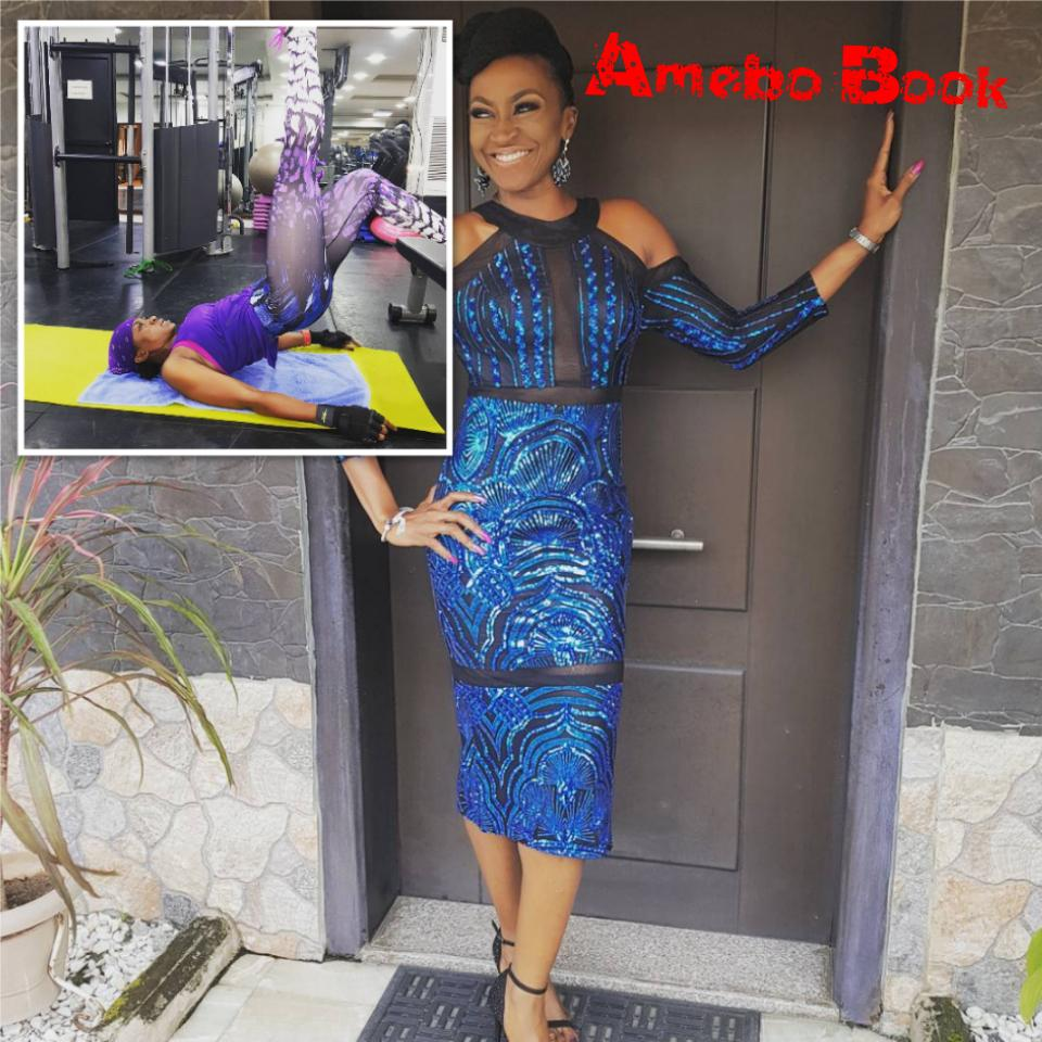 Kate Henshaw Has Given The Secrets To Her Youthful And Happy Look