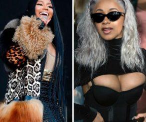 Nicki Minaj Congratulates Cardi B