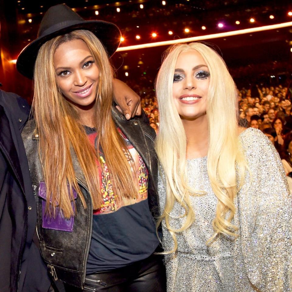 Beyonce Sent Lady Gaga An Ivy Park Hoodie And Roses