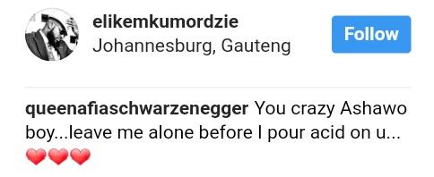 Afia Schwarzenegger Blasts Elikem Kumordzie As He Tried To Support Her (2)