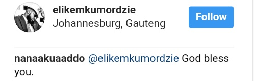 Afia Schwarzenegger Blasts Elikem Kumordzie As He Tried To Support Her (3)