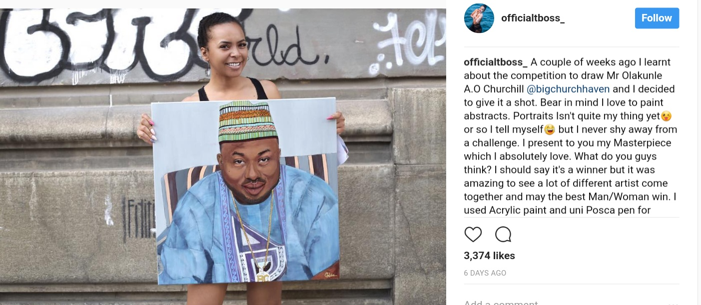 TBoss On Relationship With Tonto Dikeh's Ex Husband Olakunle Churchill (4)