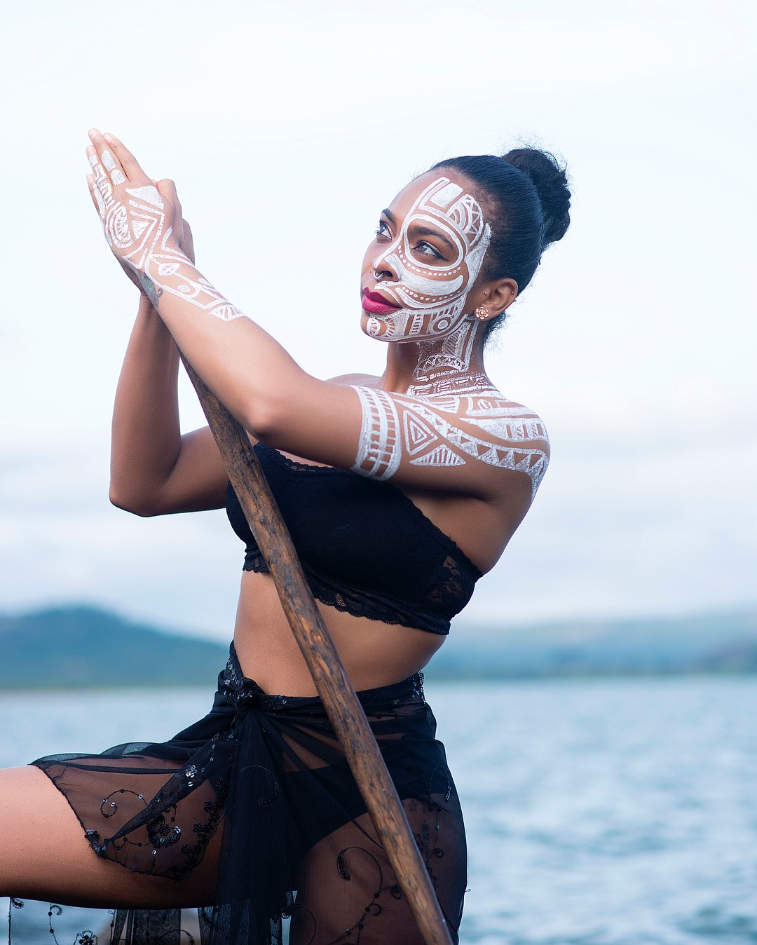 TBoss Idowu Channels The Goddess Of The Waters (3)