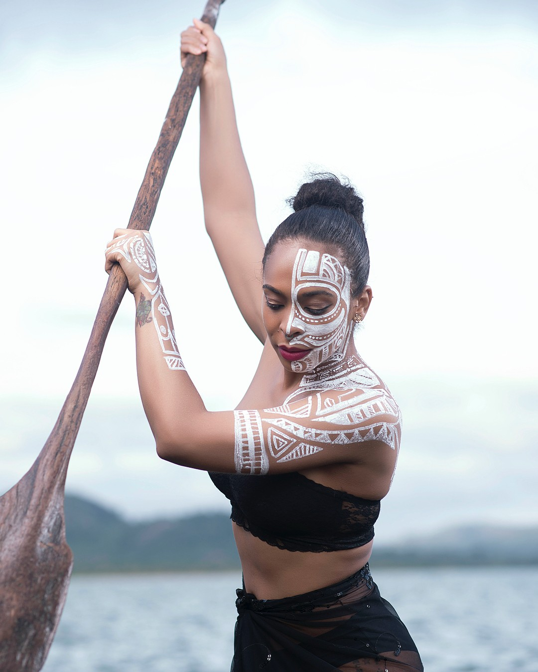 TBoss Idowu Channels The Goddess Of The Waters (4)