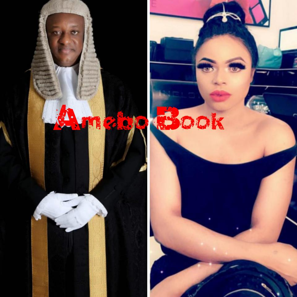 c7f9a9049ee Lawyer Festus Keyamo Says Nobody Can Arrest Bobrisky Just Because He Said  He Is Gay. Find Out Why!
