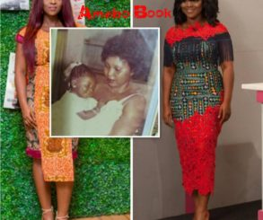 Throwback Photo Yvonne Okoro Used To Celebrate Her Birthday