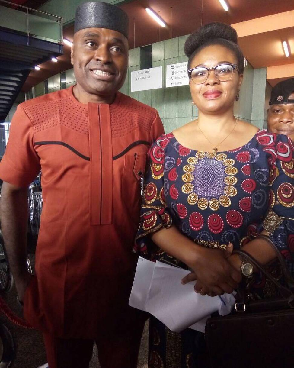 Kenneth Okonkwo Was At The Kpakpando Foundation (3)