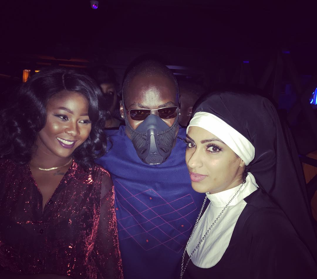Juliet Ibrahim Charity Costume Party (4)