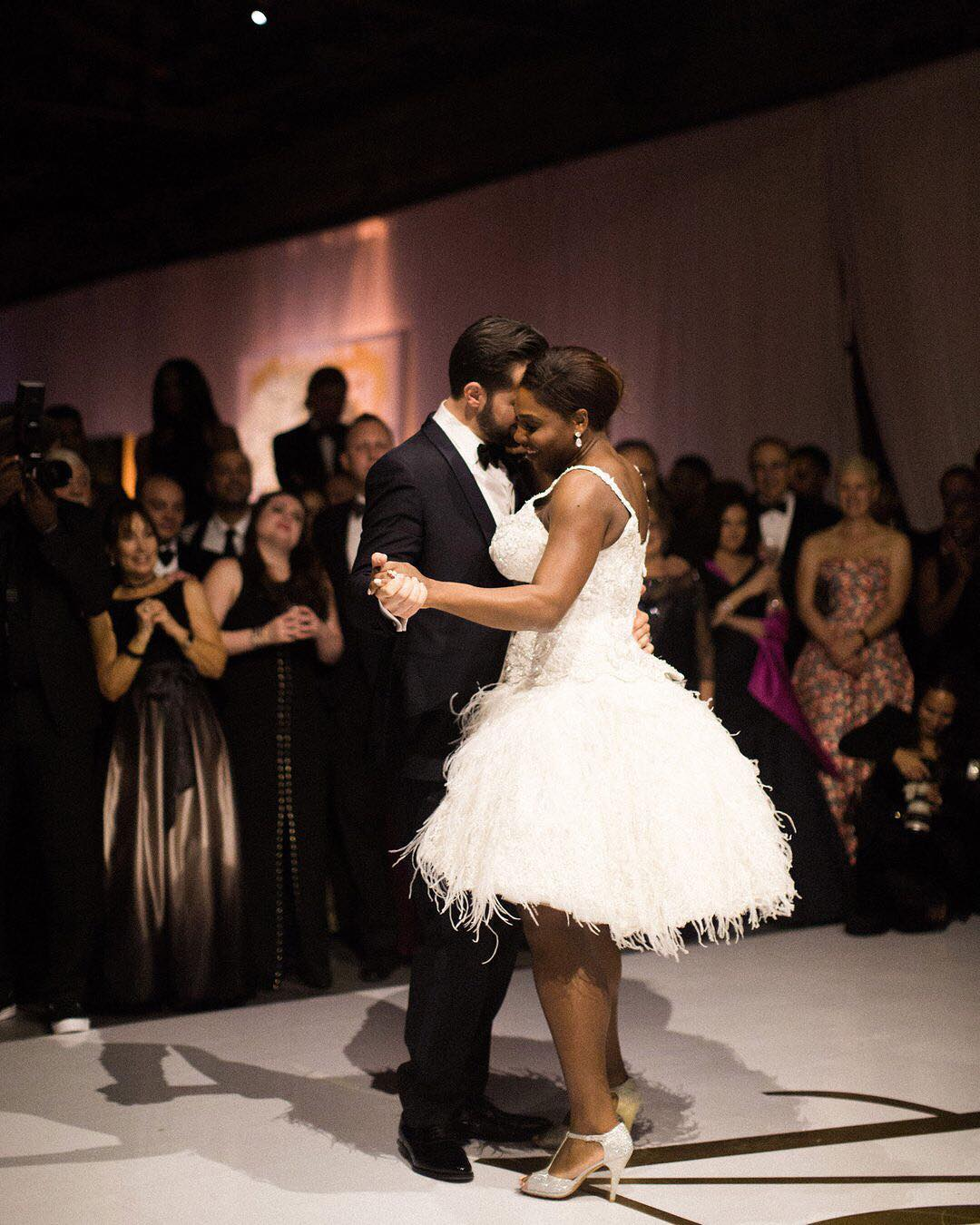 Serena hotel wedding