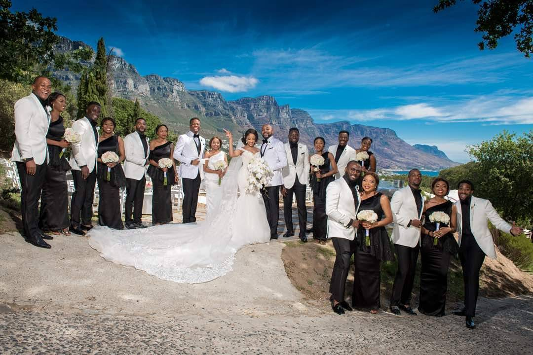 Banky W And Adesua Etomi's Wedding (20)