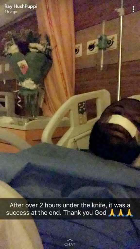 Nigerians Troll Hushpuppi After He Underwent Surgery (3)