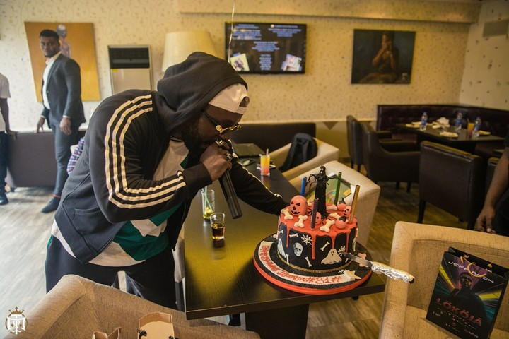 Iyanya Surprise 31st Birthday Party (5)