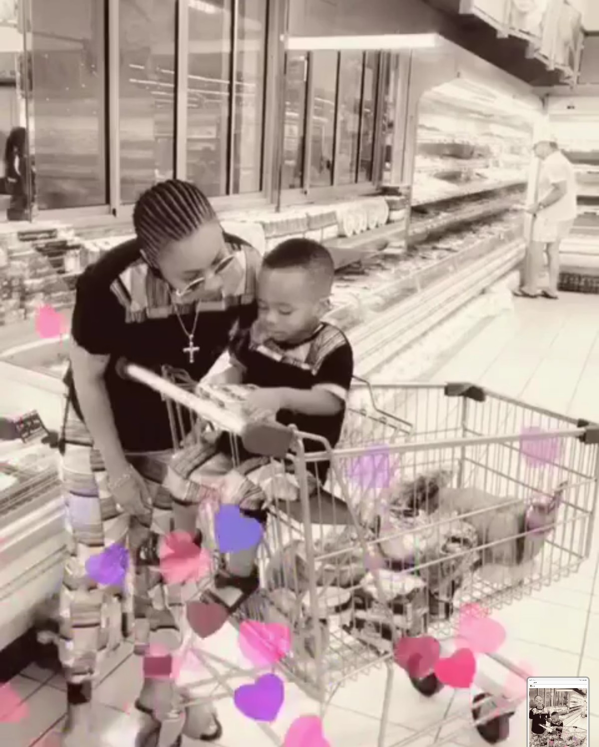 Message Tonto Dikeh Penned Her Son As He Celebrates 21 Months (6)