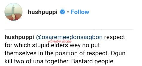 Hushpuppi Insults Commenter Who Said Billionaires Don't Make Mouth (5)