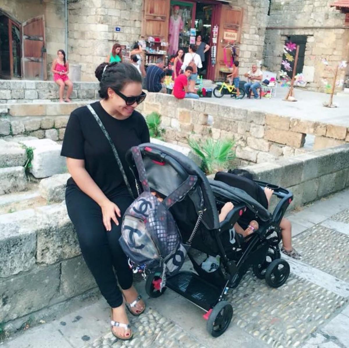 Nadia Buari Twins